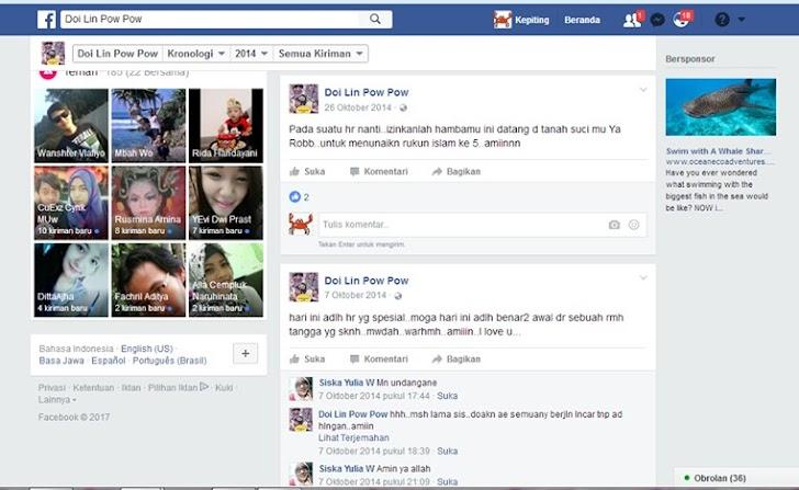 Hussttt, Iniloh Cara Merubah Status Facebook Orang Lain, Jangan Bilang Siapa-Siapa Yaah!!