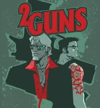 2 Guns Film starring Denzel Washington and Mark Wahlberg