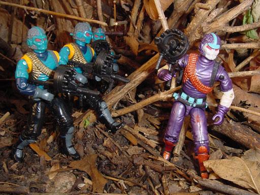 2003 Skullbuster, Range Viper, Viper, 1990