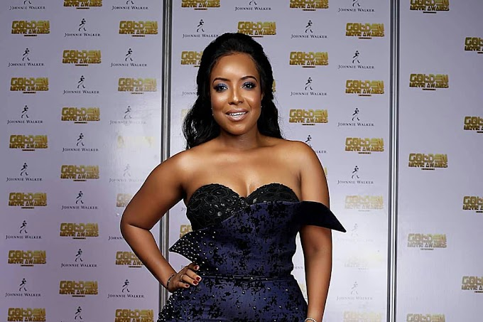 All the Red Carpet looks at the 2018 Golden Movie Awards Africa