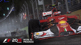 F1 2015 Game For PC