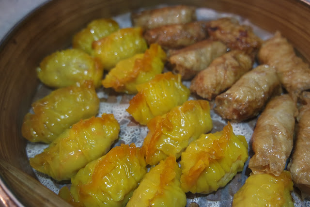 FOOD, MAKANAN, MANDARIN PALACE RESTAURANT, THE FEDERAL KUALA LUMPUR,