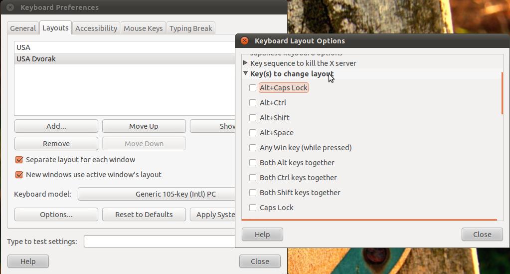 How To Change Keyboard Layout in Ubuntu 11 04 Natty Narwhal Easily!