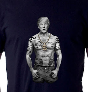 Donald Trump Thug Life Shirt