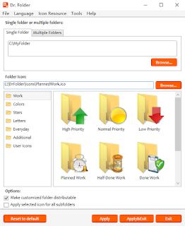 Download Dr. Folder 2.6.7.7 + Keygen + Portable + Icons Pack