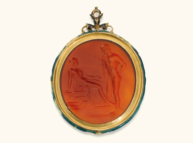 J. Paul Getty Museum acquires rare first century carved gem