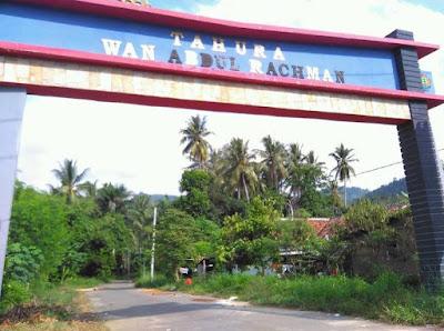 Tahura Wan Abdurrahman Hurun Pesawaran Lampung