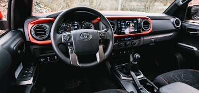 Toyota Tacoma 2017 Review