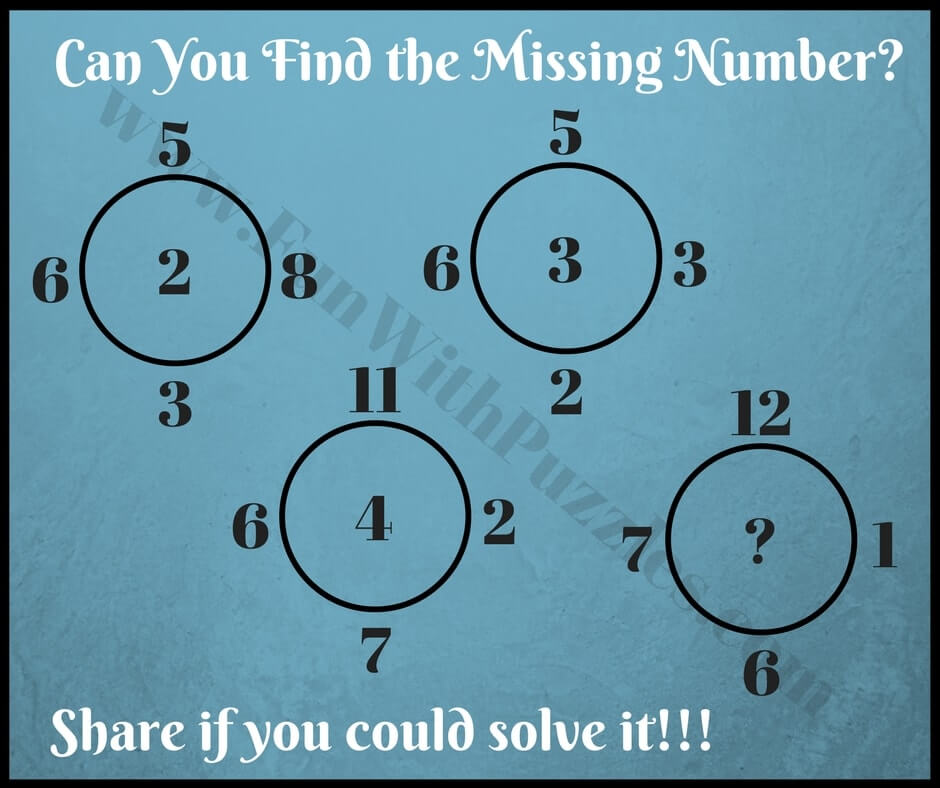 Clever Maths Brain Teasers with answers - Fun With Puzzles
