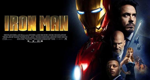 daftar film iron man dari awal