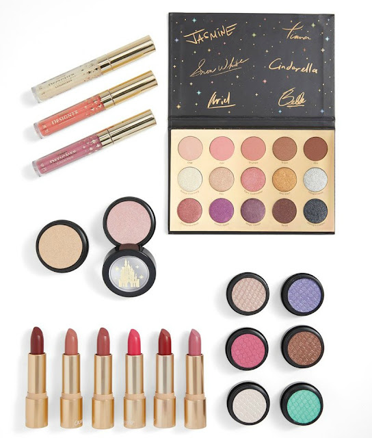 Disney Designer Colourpop Collection