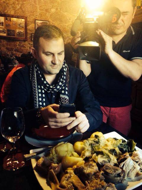 Barro y Meis, participan en el turismo y la gastronomía  del #CocidoDay del próximo fin de semana.