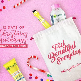 Giveaways for December 2017 (Philippines only)