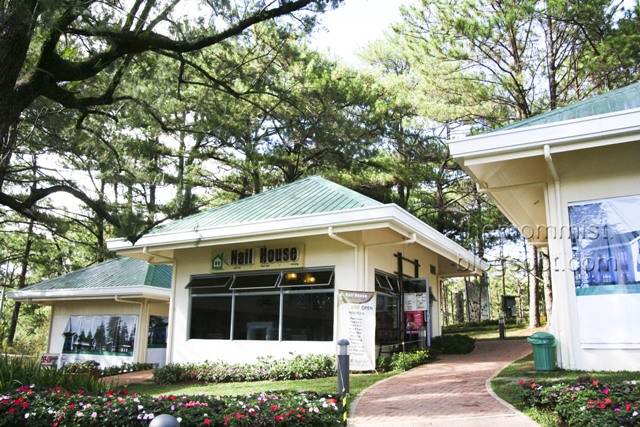 Nail house Camp John Hay