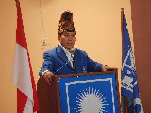 Ketua DPW PAN NTB, H. M. Muazzim Akbar, S.IP,
