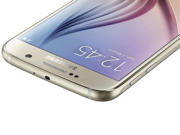 Galaxy S6 com memória interna de /1632 GB