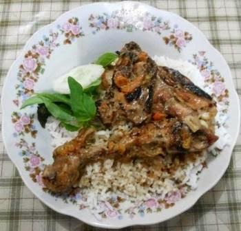Ayam Pedas Banyuwangi