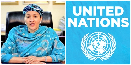 VACANCIES: 37 Job Openings for Young Nigerians in United Nations - Buhari's Ex Minister, Amina Mohammed