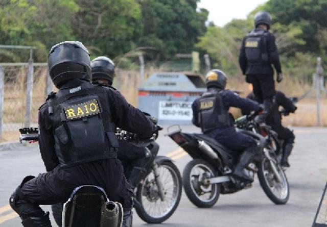 Onze mil agentes de segurança atuarão na segurança durante o 1º turno das eleições de 2018 no Ceará