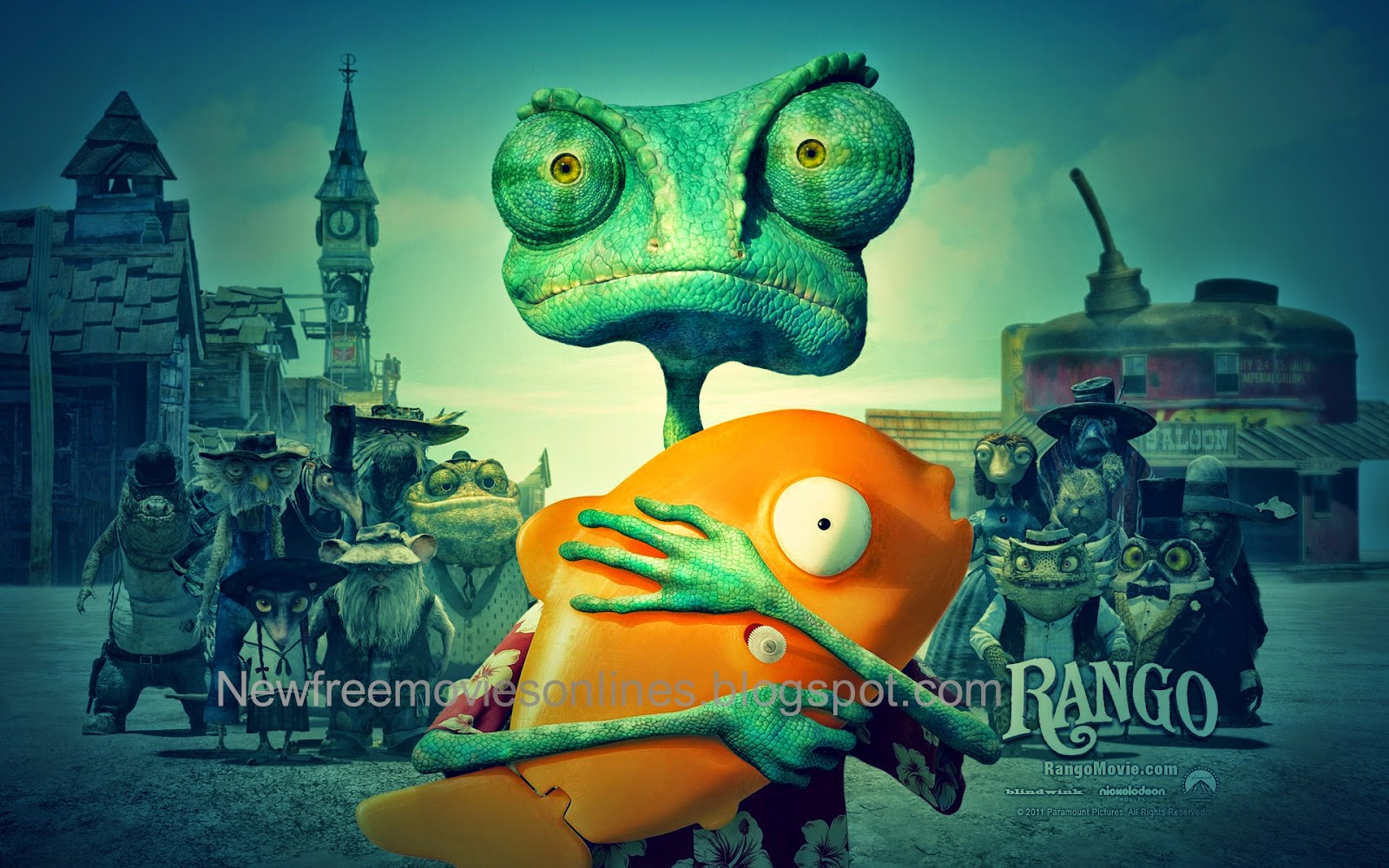 Mobilemoviewala Rango 2011 Full Hd Movie In English Watch Online Free