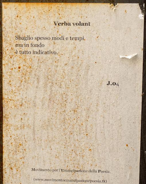 Capoliveri - Movimento per l'emancipazione della Poesia