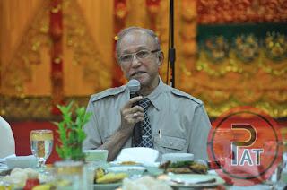 Terwujudnya Perdamaian Aceh, Ini Catatan Singkat Wali Nanggroe, Malik Mahmud