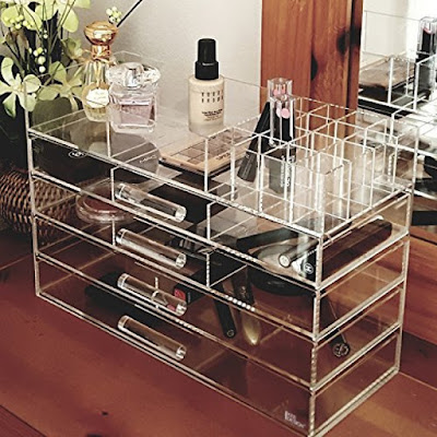 Shop Nile Corp Wholesale Acrylic Jewelry & Cosmetic Storage Display Boxes