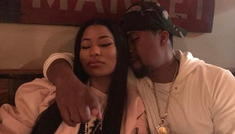 Nicki Minaj New Dinner Hang out with Nas reported as Dating