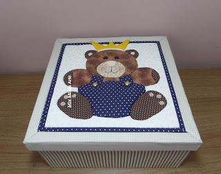 Caixa Personalizada para Maternidade