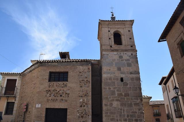 Plaza de Salvador   Madrid to Toledo day Trip
