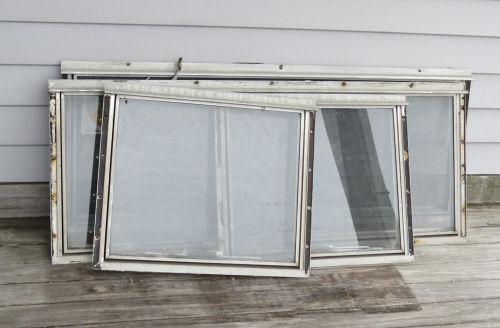 aluminum travel trailer windows