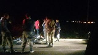 Homem é morto a tiros após perseguição em rodovia na Paraíba