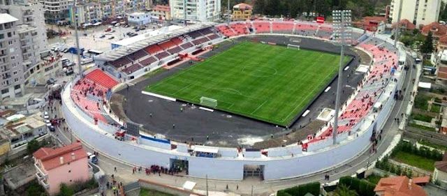 Partisan of Belgrade to face Skanderbeg in Elbasan Arena without the 13th player - fans