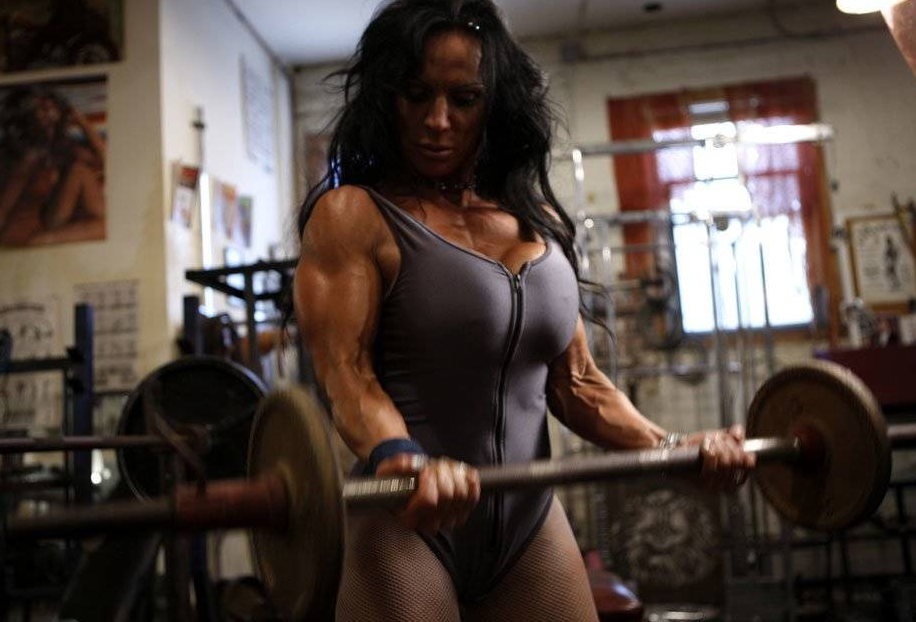 Rhonda Lee Quaresma Bodybuilder