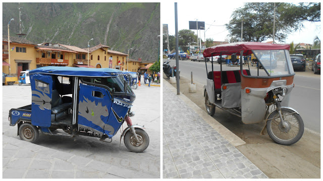 Transport in South America
