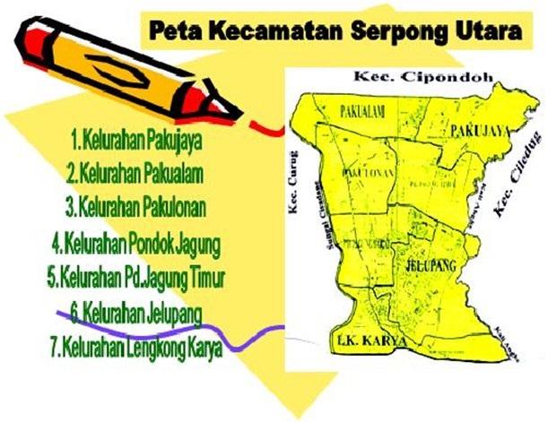 Forum Rukun Warga Tangerang, Banten: Profil Kecamatan ...
