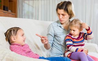 Agar Anak Tak Berkata Kasar & Jorok, No 2 paling Susah DiHindari Para Bunda