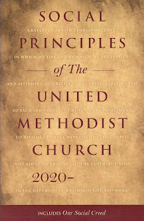 The Social Principles of The UMC