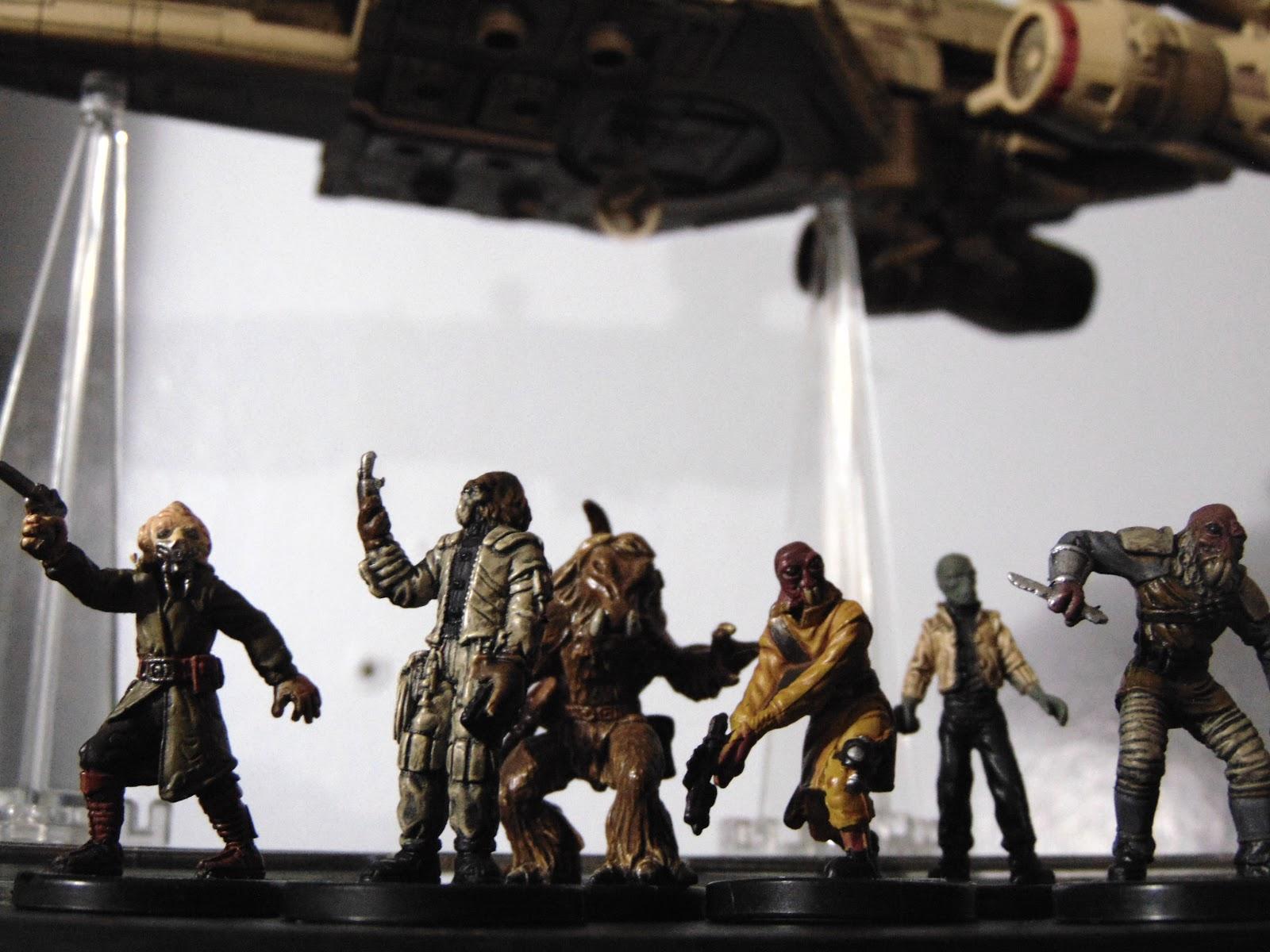 Iron Seer Tabletop Wargames Rogue Star Wars Scum Villainy