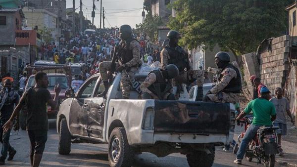 """""""Tolerancia cero"""" en Haití con actos violentos en calles"""
