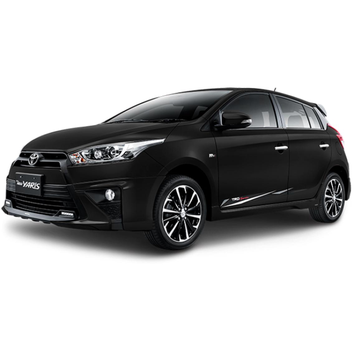 Harga New Yaris Trd Kelebihan Grand Veloz 1.5 Mobil Toyota Semarang Sales Promo Kredit