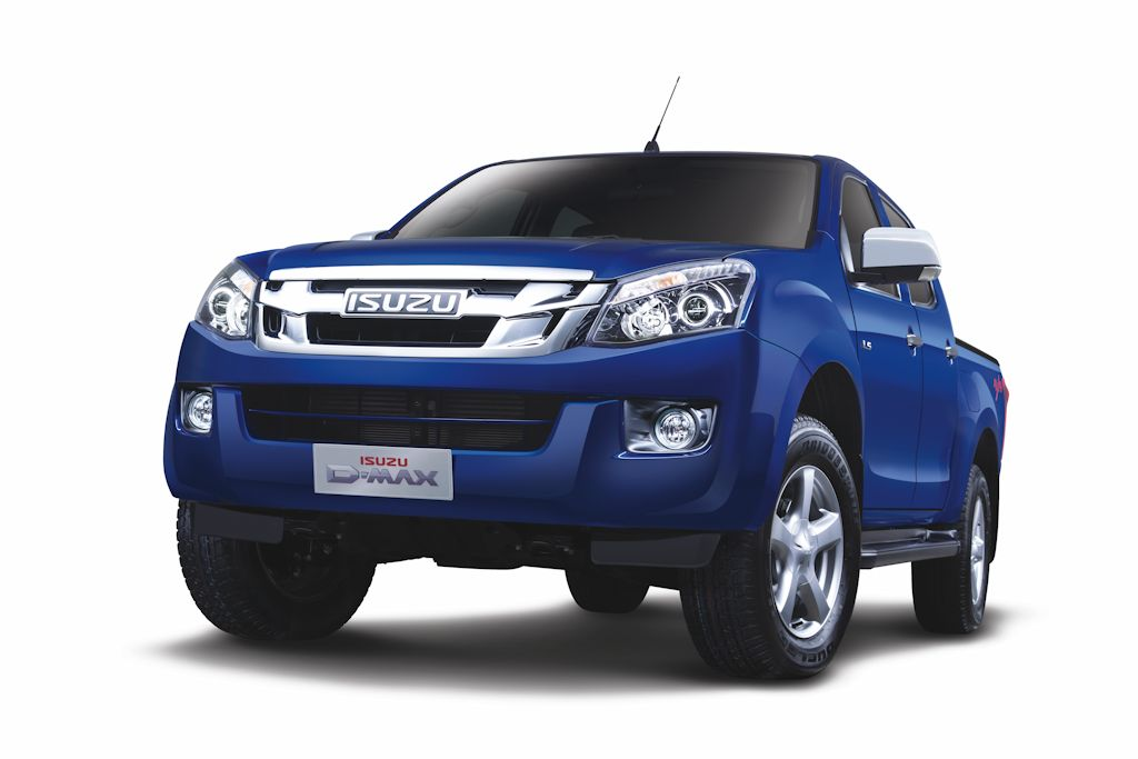 Isuzu Revamps D-Max for 2015, Adds VGS to Turbo ...