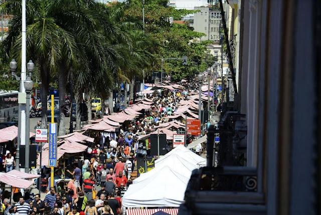 Feira do Lavradio abre o primeiro sábado de 2019