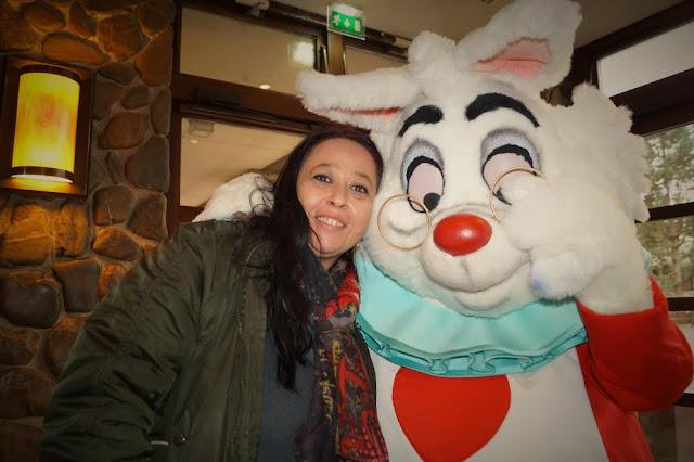 Antonella a Disneyland Paris
