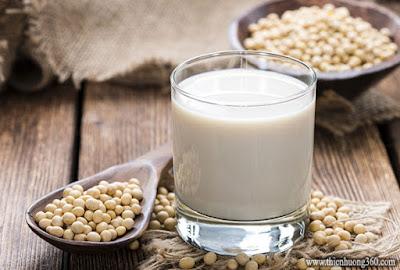 Uống sữa đậu nành có nguy cơ bị ung thư vú?