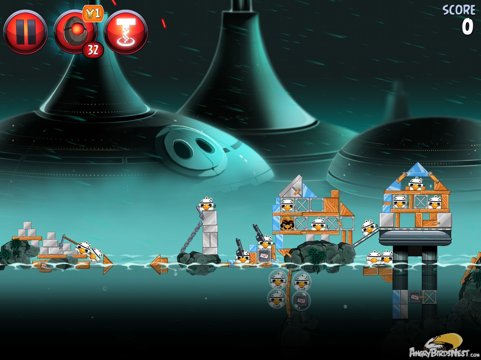 Angry birds star wars ii full version game download - Angry birds star wars 7 ...