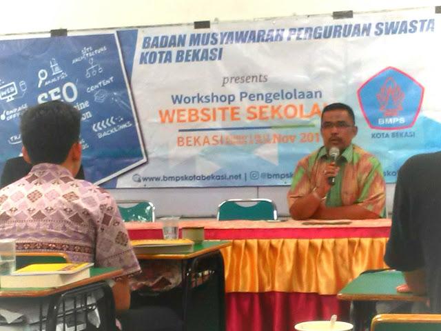 BMPS Kota Bekasi Peduli Sekolah Swasta