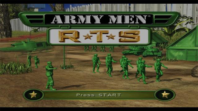 تحميل لعبة الجيش الاخضر Army Men RTS  كاملة رابط تحميل ميديا فاير