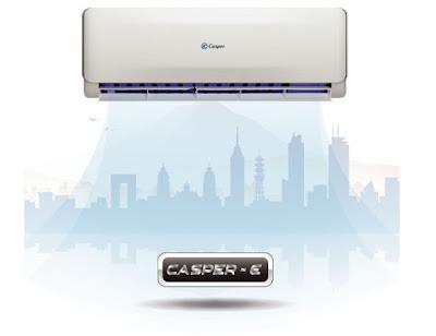 Điều hòa Casper 9000BTU 1 chiều EC-09TL22