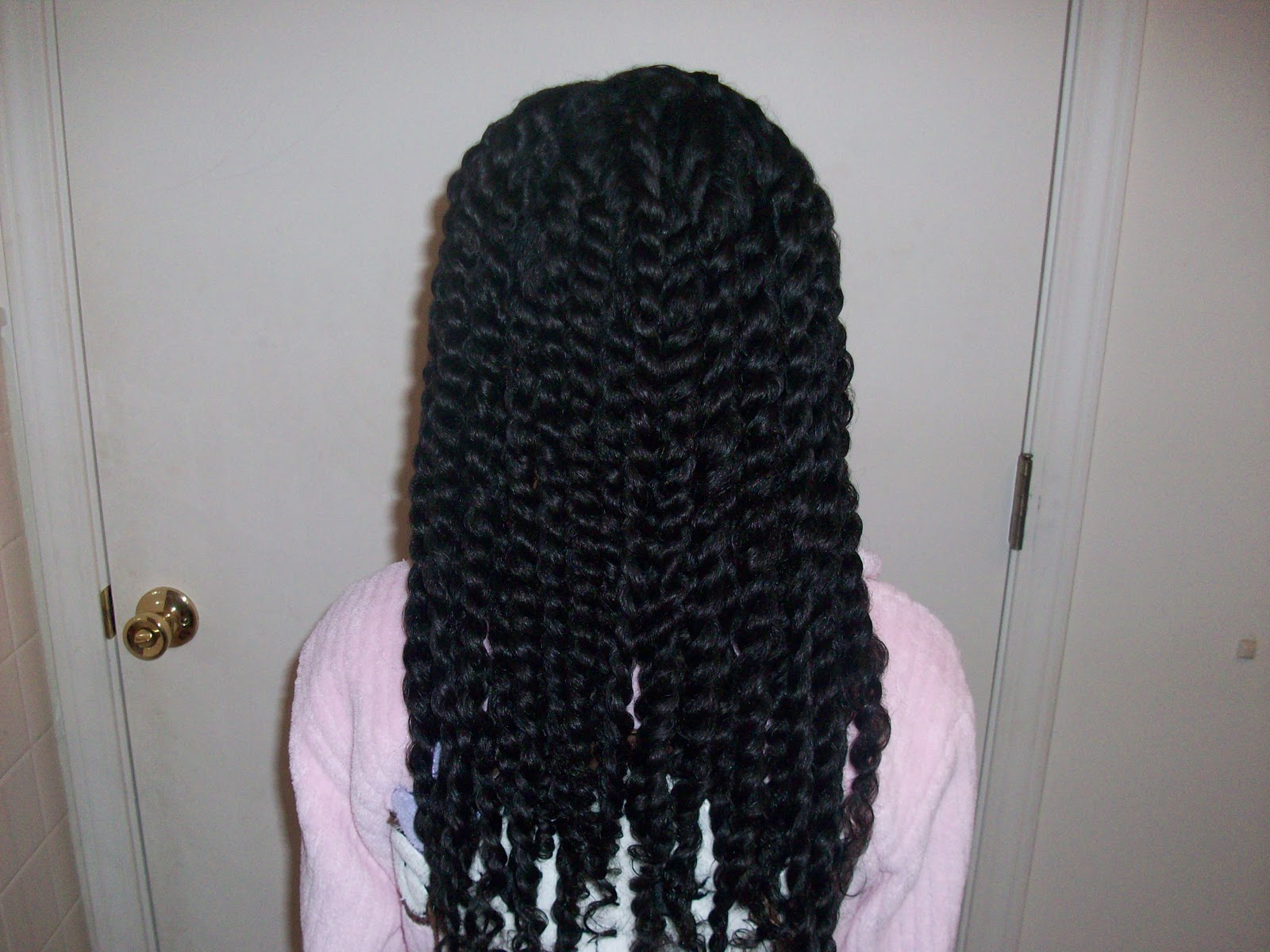 Pictures Of Double Strand Twist